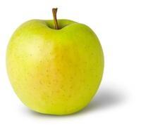 Organic Gold Delicious Apple