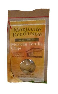 Montecito Roadhouse Mexican Tortilla Chips