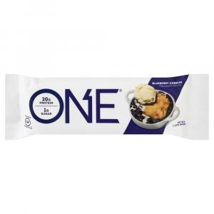 One Bar Blueberry Cobbler Protein Bar