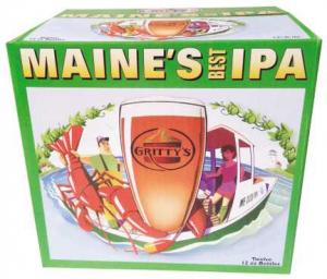 Gritty's Maine's Best Ipa