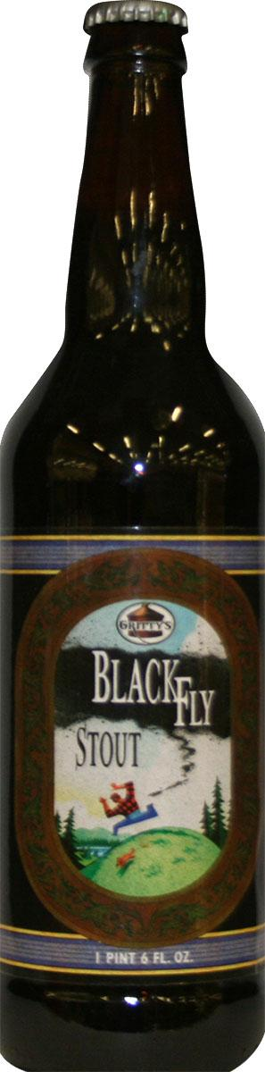 Gritty's Black Fly Stout
