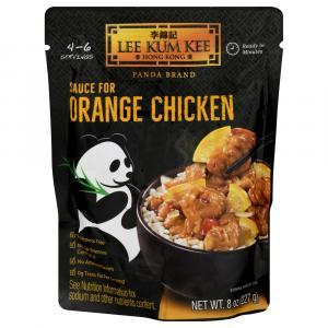 Lee Kum Kee Sauce For Mandarin Orange Chicken