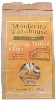 Montecito Roadhouse Tortilla Chips