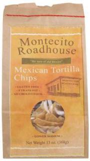Montecito Roadhouse Tortilla Chips