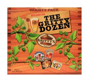 Gritty's Variety Pack Ale