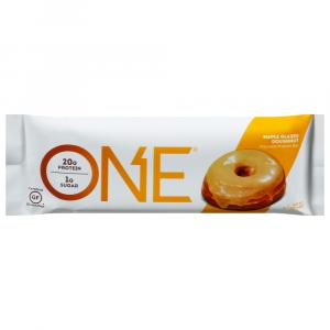 One Bar Maple Glazed Doughnut Protein Bar