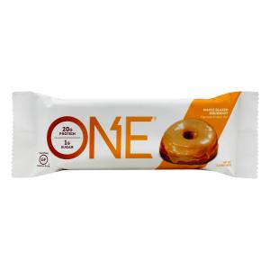 One Bar Maple Glazed Doughnut Protein Bar