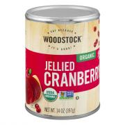 Woodstock Organic Jellied Cranberry Sauce