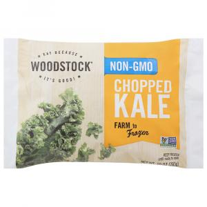 Woodstock Farms Non-GMO Chopped Kale