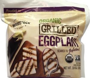 Woodstock Organic Grilled Eggplant
