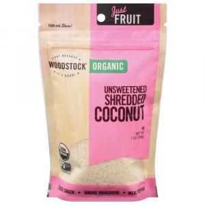 Woodstock Farms Organic Coconut