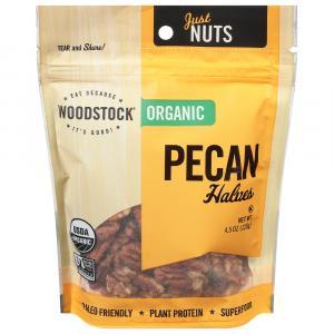 Woodstock Farms Organic Pecan Halves