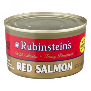 Rubinstein's Red Salmon