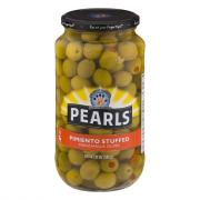 Pearls Pimiento Stuffed Manzanilla Olives