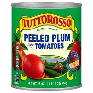 Tuttorosso Italian Plum Tomatoes