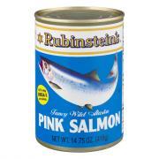 Rubinstein's Pink Salmon