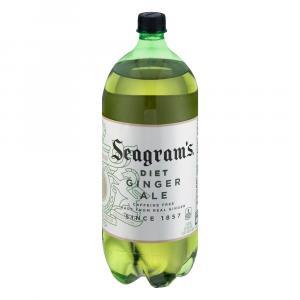 Seagram's Sugar Free Ginger Ale