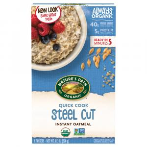Country Choice Organic Oats Steel Cut