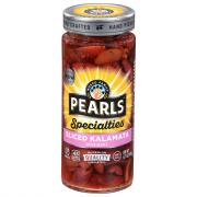 Pearls Specialties Sliced Kalamata Greek Olives