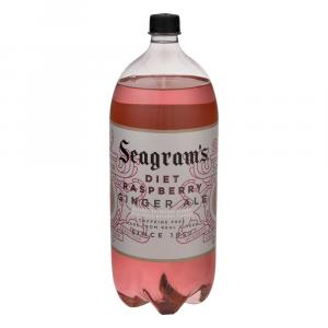Seagram's Diet Raspberry Ginger Ale