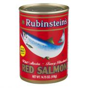 Rubinstein's Red Salmon