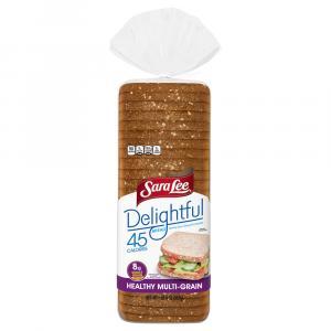 Sara Lee Delightful Multigrain Bread