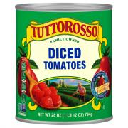 Tuttorosso Diced Tomatoes