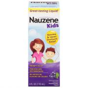 Nauzene Kids Upset Tummy Relief