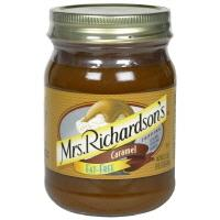 Mrs. Richardson's Fat Free Caramel Topping