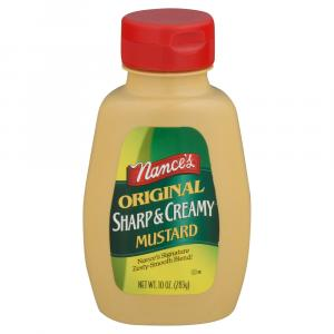 Nance's Sharp & Creamy Mustard