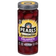 Pearls Specialties Pitted Kalamata Greek Olives