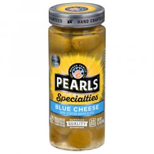 Pearls Blue Cheese Stuffed Greek Queen Olives