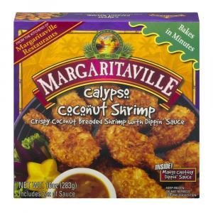 Margaritaville Calypso Coconut Shrimp