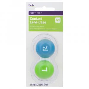 Soft Grip Contact Lens Case