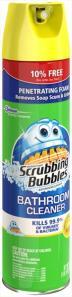 Scrubbing Bubbles Lemon Scent Aerosol