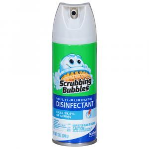 Scrubbing Bubbles Multi-Purpose Disinfectant Spray
