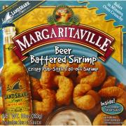 Margaritaville LandShark Beer Battered Shrimp