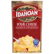 Idahoan Four Cheese Instant Potatoes