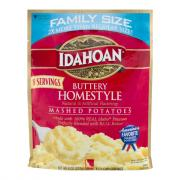 Idahoan Family Size Buttery Homestyle Mashed Potatoes