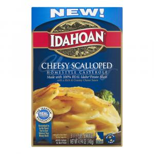 Idahoan Cheesy Scalloped Homestyle Casserole