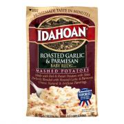 Idahoan Garlic & Parmesan Baby Reds Mashed Potatoes