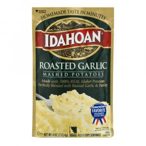 Idahoan Roasted Garlic Instant Potatoes