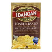 Idahoan Loaded Mashed Potatoes