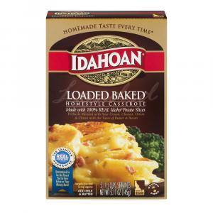 Idahoan Loaded Baked Homestyle Casserole