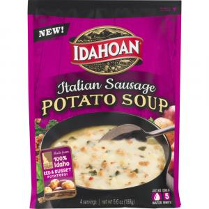 Idahoan Italian Sausage & Potato Soup