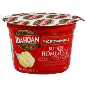 Idahoan Buttery Homestyle Mashed Potatoes