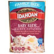 Idahoan Family Size Baby Reds Mashed Potatoes
