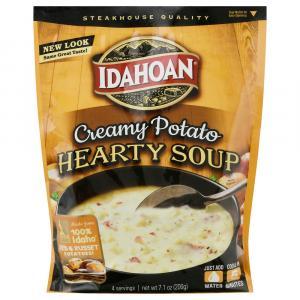 Idahoan Premium Steakhouse Creamy Potato Soup