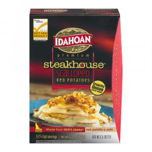 Idahoan Steakhouse Scalloped Red Potatoes
