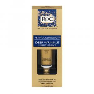 Roc Deep Wrinkle Night Cream Tube